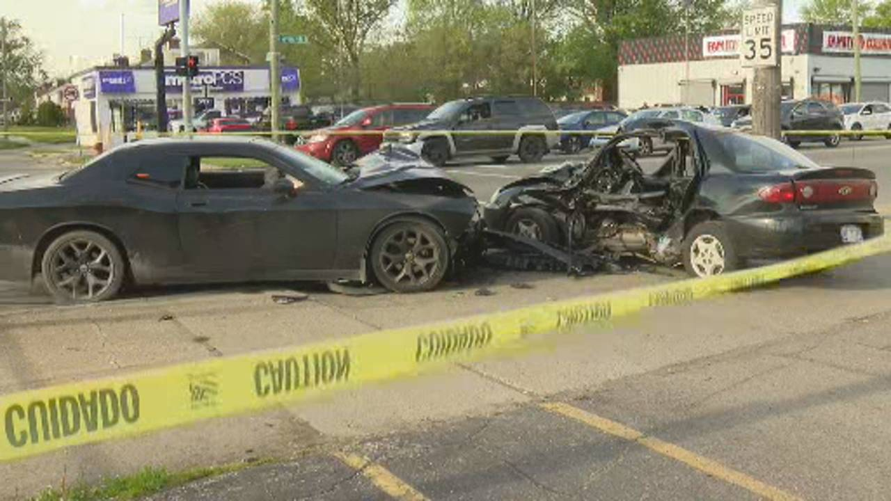 Deadly crash caused by street racing Detroit