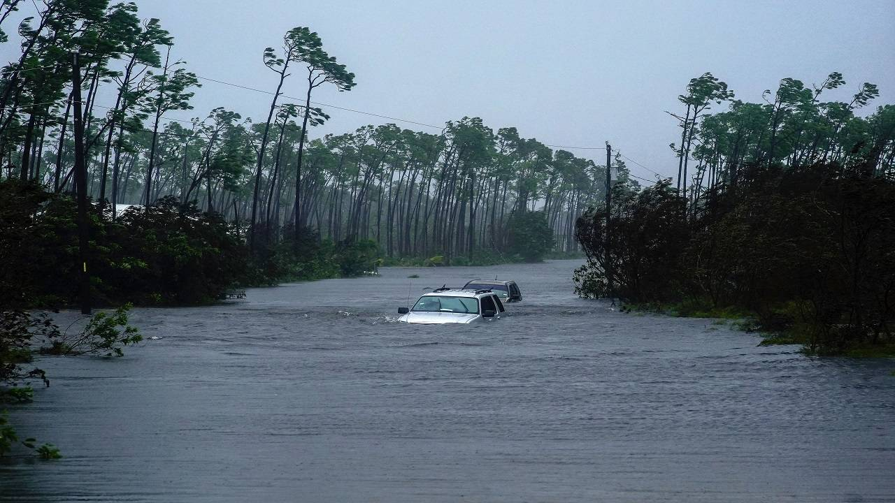 APTOPIX Bahamas Tropical Weather_1567542352103