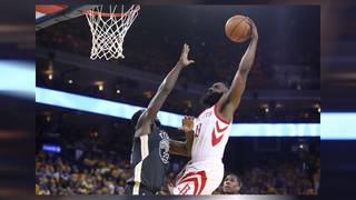 Rockets top Warriors in Game 4 of conference finals