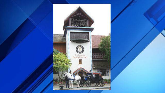 frankenmuth bavarian inn s glockenspiel bell tower rings in 50