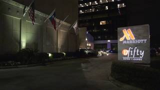 Masked men pick up, carry ATM out of Houston luxury hotel