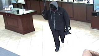Masked gunman robs Sanford bank, police say