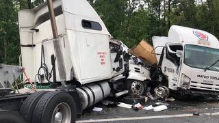 I-95 north at Yulee reopens 8 hours after deadly head-on collision