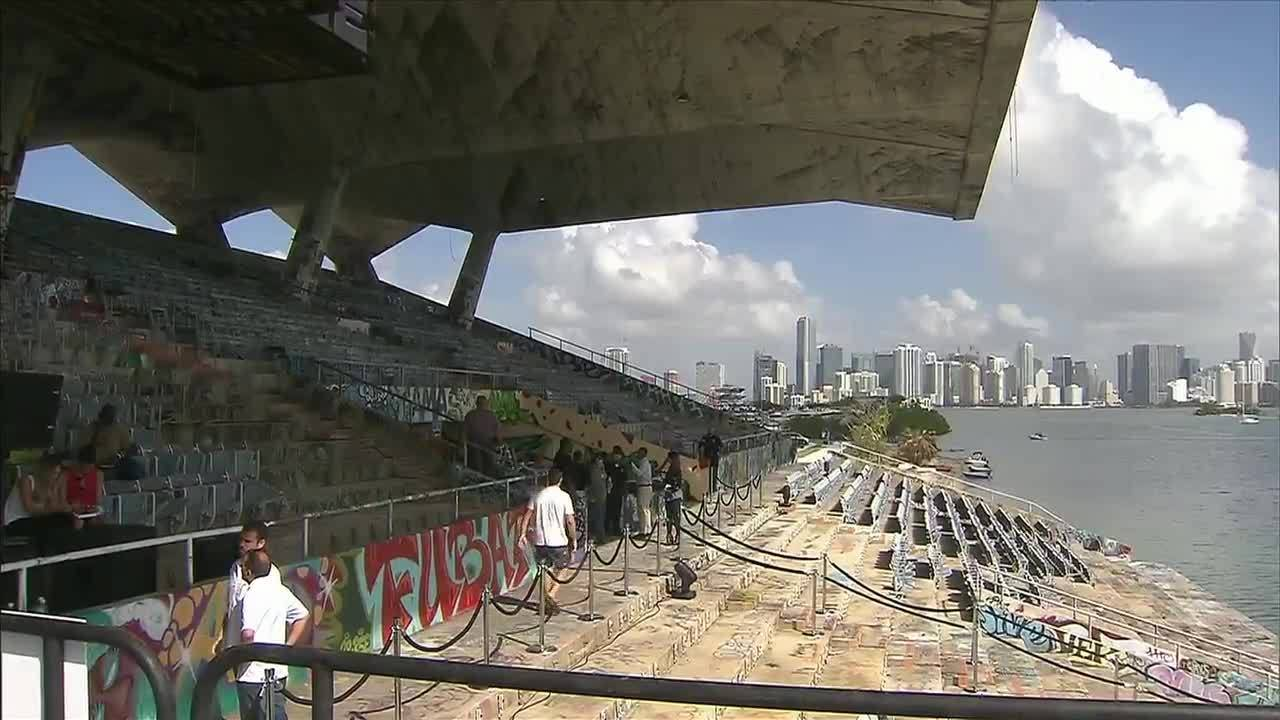 Miami Marine Stadium could be getting makeover