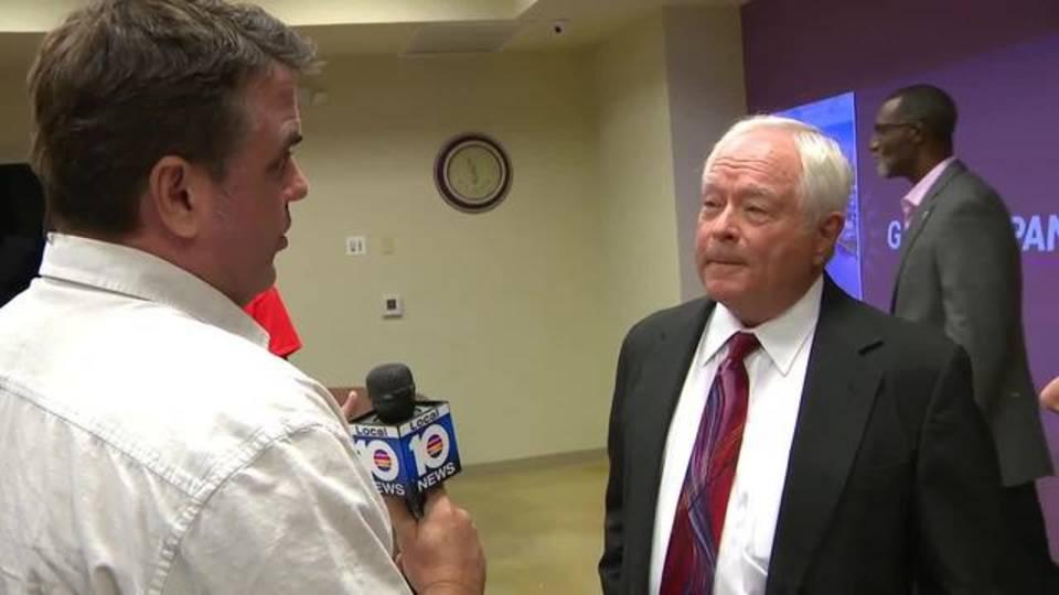 Bob Norman interviews Pompano Beach City Manager Greg Harrison