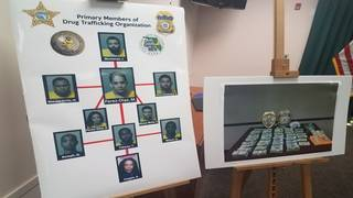 9 suspected heroin, cocaine traffickers arrested in Seminole County