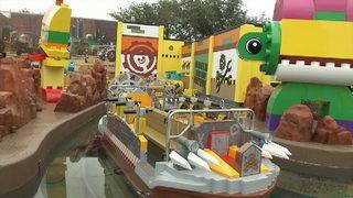 Legoland Florida's newest attraction to debut next month