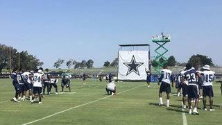 BEHIND THE SCENES: 2018 Dallas Cowboys training camp