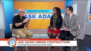 Ask Adam: How do I find a quality contractor?