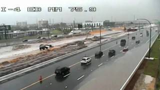 FDOT says flooding on Interstate 4 is unacceptable