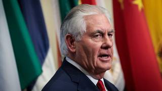 Tillerson sees long-term US presence in Syria