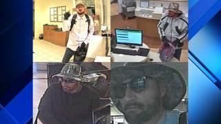 FBI seek 'Chameleon Beard Bandit' in connection with Roanoke, five other&hellip&#x3b;