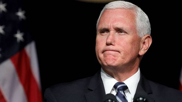 vice president mike pence to visit rockport houston on 1 year