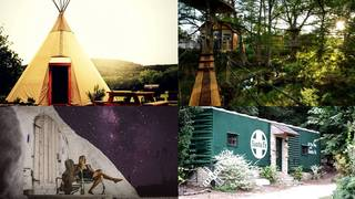 Treehouses and floating cabins, 12 Texas glamping spots you