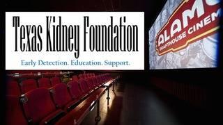 Alamo Drafthouse to host kidney disease fundraiser close to KSAT family