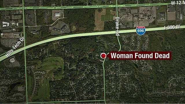 16-year-old kills mother Farmington Hills map