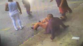 Shooting outside North Miami after-hours club caught on video