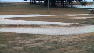 Field of Dreams damaged by vandals