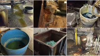 EPA: Company improperly storing hazardous waste could have