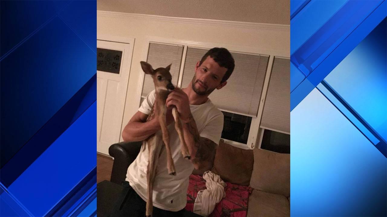 Key Deer held in home