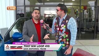 SA Live Fiesta Medal Giveaway: West Loop Mitsubishi