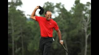 Ratings for Tiger Woods' big Masters win hurt by an early start