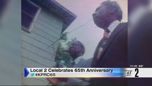 KPRC takes a look back at award-winning profile on Dr. Robert Hayes