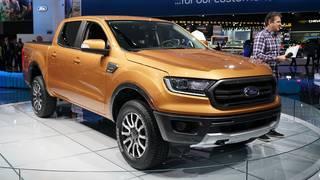VIDEO: 2019 Ford Ranger debuts at North American