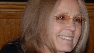 Feminist icon Gloria Steinem urges United States to end Korean War