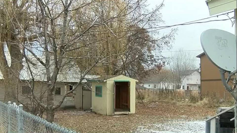 Shed remains found Missoula Montana