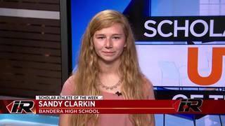 Scholar Athlete: Sandy Clarkin, Bandera High School