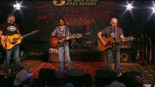 The Texas Music Scene: Mike McClure with Jason Boland & Cody Canada