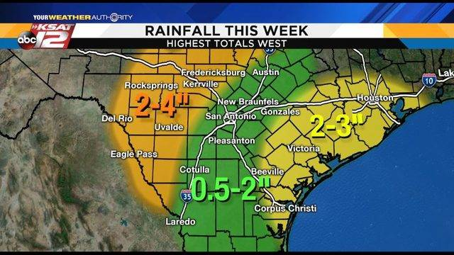 This Weeks Weather Rain Chances On Labor Day Mischief In