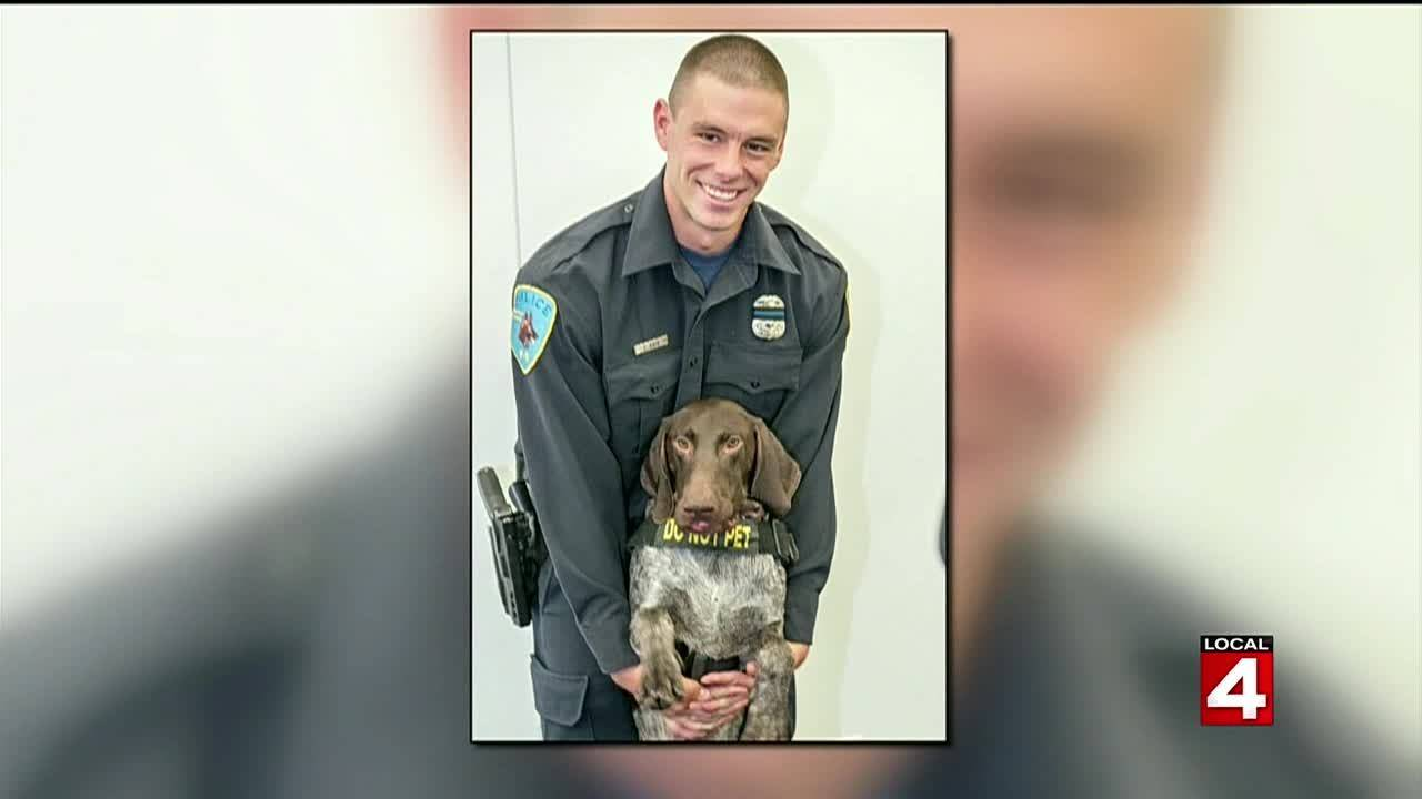 WSU officer Collin Rose dies after being shot on duty