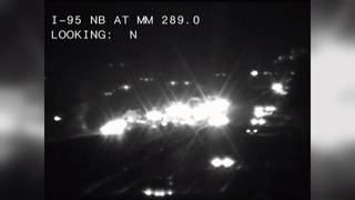 Driver killed in wrong-way, head-on crash on I-95 in Flagler, FHP says