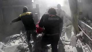 'Hell on earth': UN mulls Syria action as E. Ghouta deaths rise