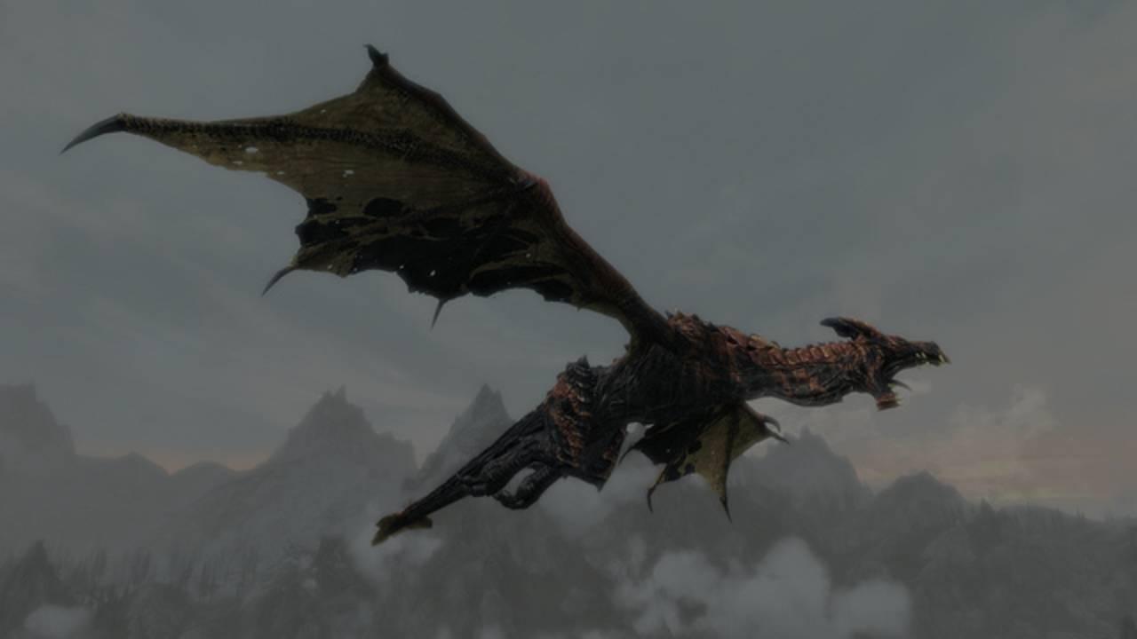 The Elder Scrolls Dragon