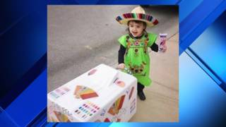 San Antonio girl's 'Paleta Woman' Halloween costume may be cutest across city