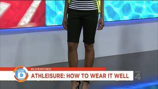 Live in the D: The athleisure trend