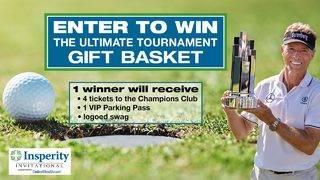 CLICK2WIN: Insperity Invitational Ultimate Tournament Gift Basket