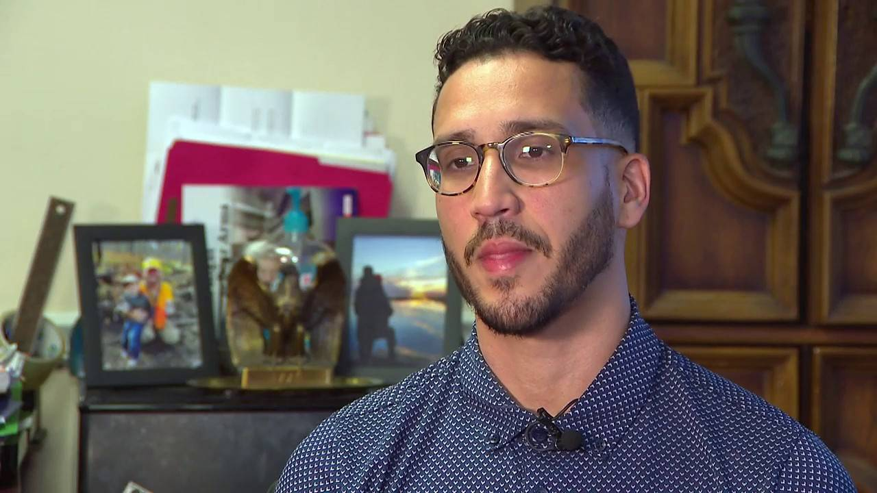 Carlos Sanchez regrets calling 911 when police arrived instead of ambulance
