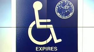 Here's what you need to know before parking in a handicap spot