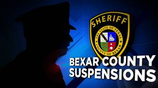 List of Bexar County deputy, detention officer suspensions (last names F-J)