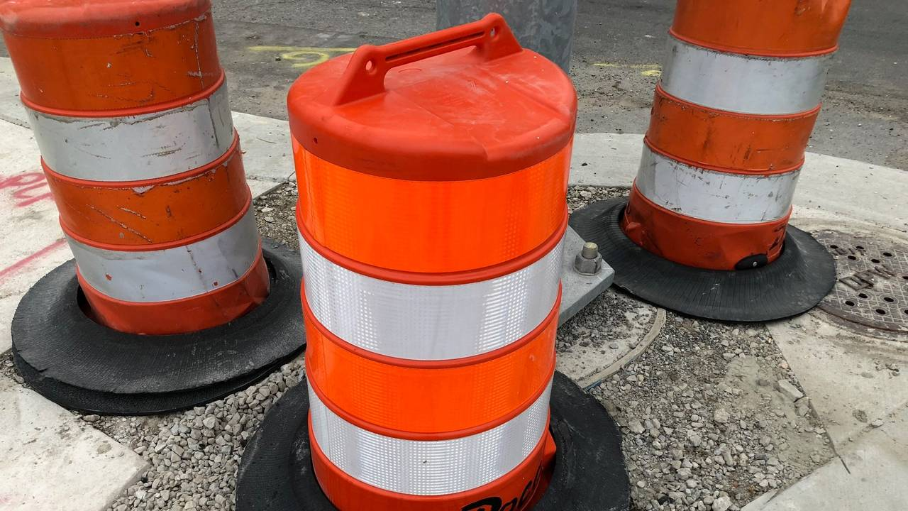 Part Of I 75 Closing In Oakland County This Weekend For