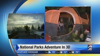National Parks in 3D at Moody Gardens
