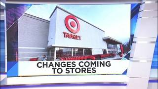 Money Matters: Changes coming to Target stores