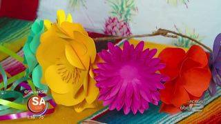 Bring you flower power to Fiesta with DIY floral halos from Forever&hellip&#x3b;