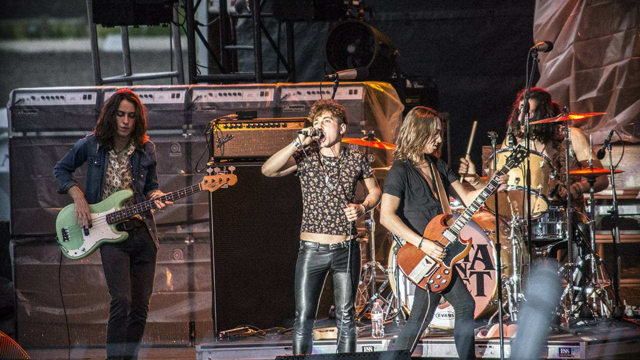 Michigan Rock Band Greta Van Fleet Wins Best Rock Album At