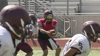 Week 1: Big Game Coverage Road Trip from Poteet to Floresville