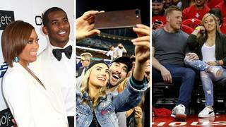 These are the A-List Houston sports couples we love to love
